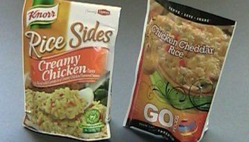 Chicken Cheddar Rice