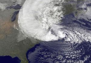 Hurricane Sandy Photo Credit:NASA GOES Project