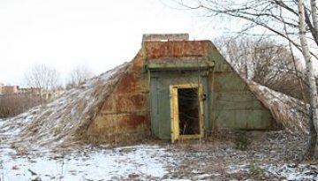 survival bunker
