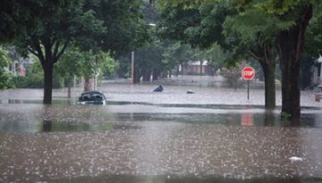U.S. Geological Survey - Flooded Neighborhood