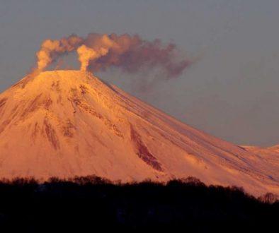 Volcano Avachinsky