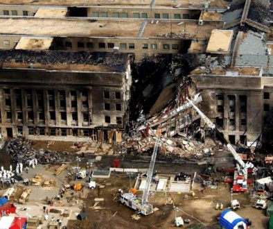 terrorist attack on Pentagon